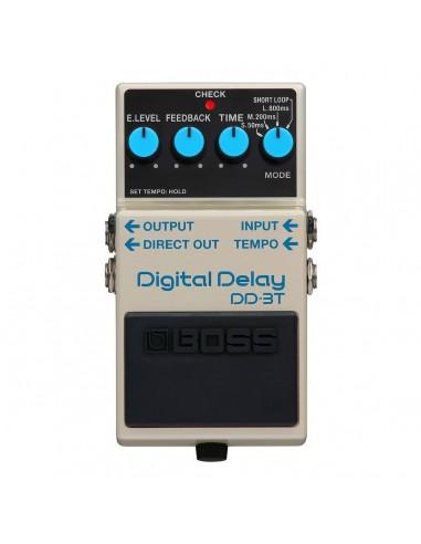 Boss DD3T Digital Delay w/ tap tempo