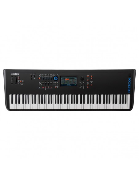 Yamaha MODX8 Synthesizer Keyboard - Ex-Demo (Full Warranty)
