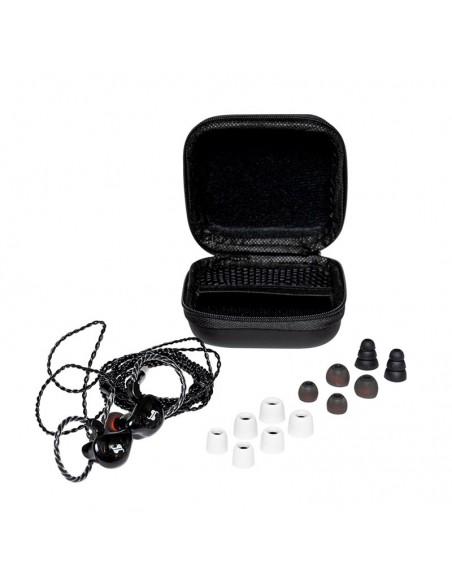 Stagg SPM-235 In Ear Monitors - Translucent