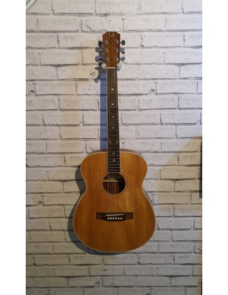 James Neligan Asyla ASY-A Mini Acoustic Travel Guitar - Pre-Loved (Good Condition)
