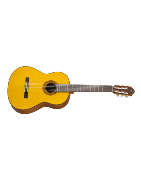 Yamaha CG162S Solid Spruce Top Classical Guitar