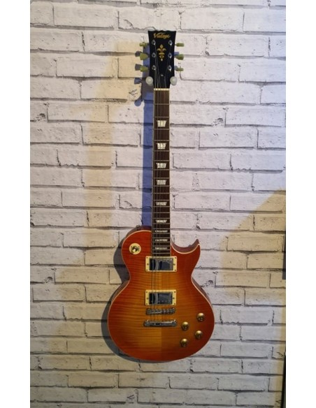 Vintage V100 Electric Guitar - Pre-Loved (Great Condition)