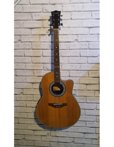 Westfield SR383 Bowl-Back Electro Acoustic Guitar - PRE-LOVED: (Good Condition)