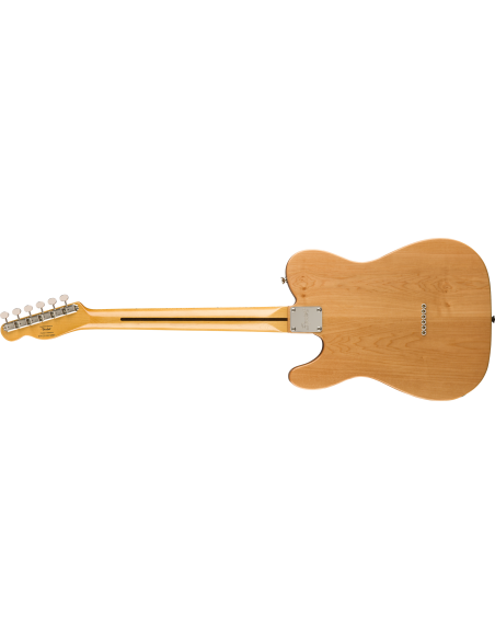 Squier Classic Vibe '70s Telecaster Thinline Electric Guitar - Natural