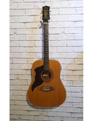 Eko Ranger VI *Left-handed* Dreadnought Acoustic Guitar - Pre-Loved (Okay Condition)