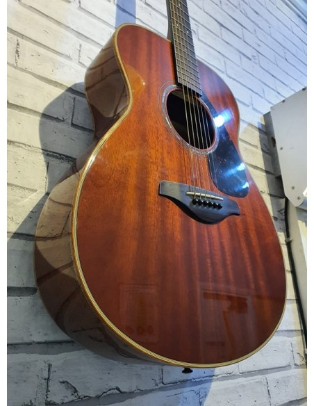 Yamaha FS850 Solid-Top Acoustic Guitar - Pre-Loved (Good Condition)