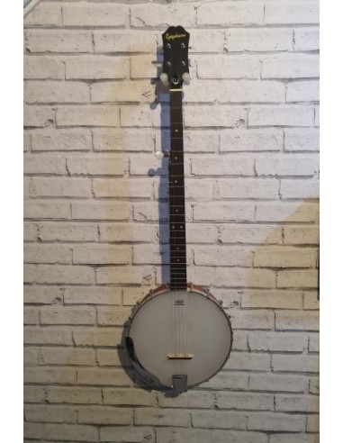 Epiphone MB-100 5-String Banjo With 5th String Capo - Pre-Loved (Good Condition)