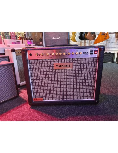 Marshall DSL-40C 40-Watt Valve Combo Electric Guitar Amplifier - Re-Sale (Great Condition)