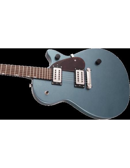 Gretsch G2210 Streamliner Junior Jet Club Electric Guitar - Gunmetal