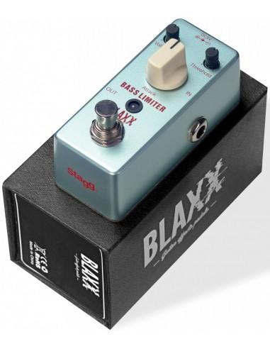 Blaxx Bass Limiter Pedal
