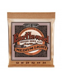 Ernie Ball Earthwood Phos Bronze Acoustic Guitar Strings