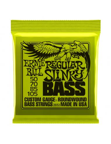 Ernie Ball Slinky Bass Guitar Strings