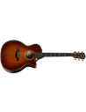 Taylor 614CE Builder's Edition V Class Grand Auditorium Electro-Acoustic Guitar - Wild Honey Burst
