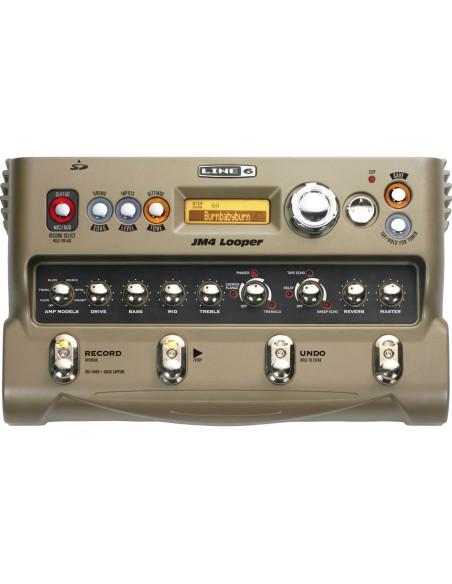 Line6 JM-4 Looper / Endless Jammer (Tatty Box Stock)