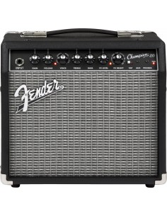 Fender Champion 20-Watt Solid State Combo Electric Guitar Amplifier