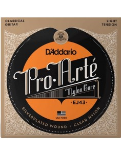 D'addario Pro Arte Nylon Classical Guitar Strings