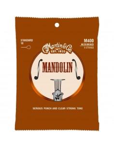 Martin 80/20 Bronze Loop-End Mandolin Strings - 10-34