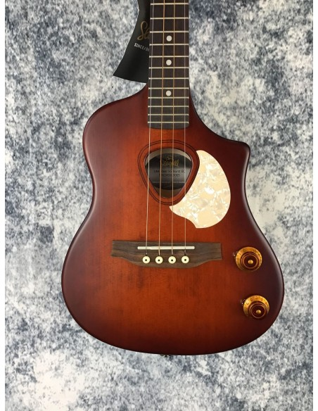 Seagull Steel SG Burst EQ Ukulele - Pre-Loved (Great Condition)