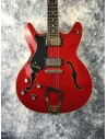 Hagstrom Viking Left-Handed Semi-Acoustic Guitar - Pre-Loved (Great Condition)
