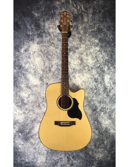 Crafter Lite DE Dreadnought Electro-Acoustic Guitar - Pre-Loved (Good Condition)