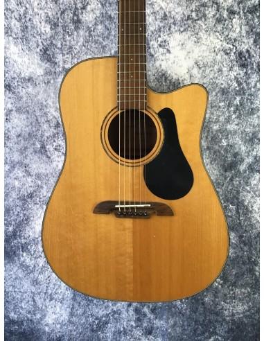 Alvarez AD30CE Electro-Acoustic Dreadnought Guitar - Pre-Loved (Okay Condition)