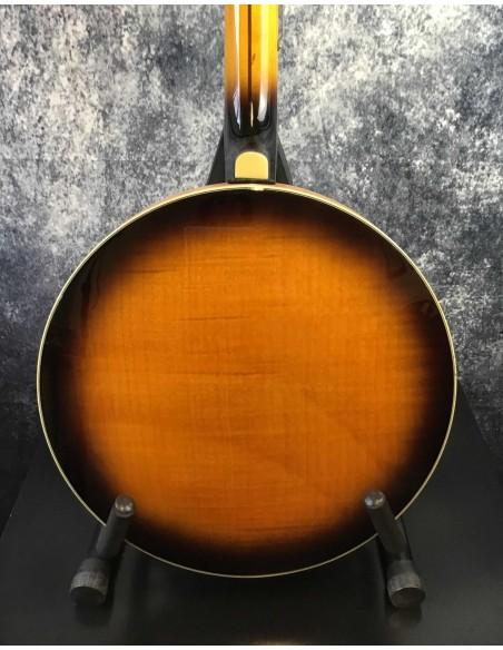 Gretsch G9420 Broadkaster Supreme 5-String Resonator Banjo - Pre-Loved (Good Condition)