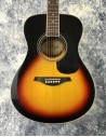 Vintage VE300SB Folk Shape Electro-Acoustic Guitar- Pre-Loved (Great Condition)