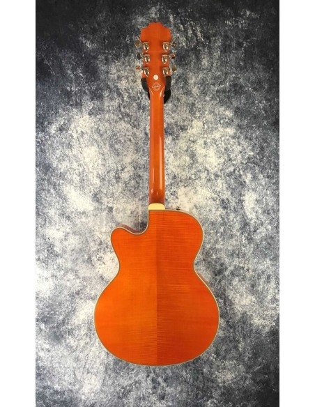 Epiphone Emperor Swingster Semi-Acoustic Guitar - Orange