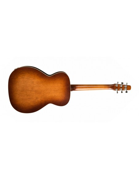 Seagull S6 Original Slim Concert Electro-Acoustic Guitar - Burnt Umber