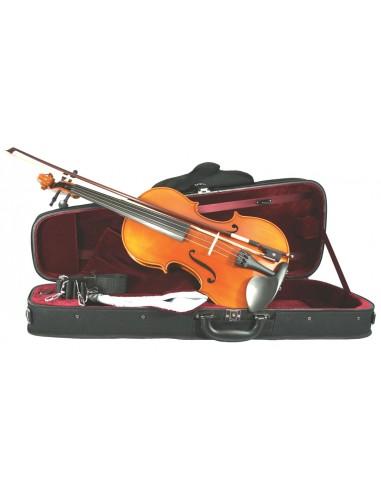 "Westbury Antiqued Viola Outfit - 15.5"""