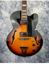 Ibanez AF75BS Semi-Acoustic Guitar -  PRE-LOVED: (Great Condition)