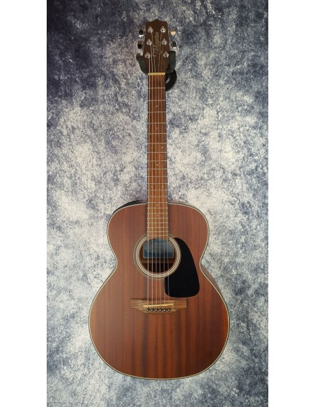 Takamine GX11ME NEX-Mini All-Mahogany Electro Acoustic Guitar - Pre-Loved (Great Condition)