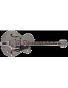 Gretsch G5410T Electromatic 'Rat Rod' Semi-Acoustic Guitar With Bigsby - Matte Phantom Metalic