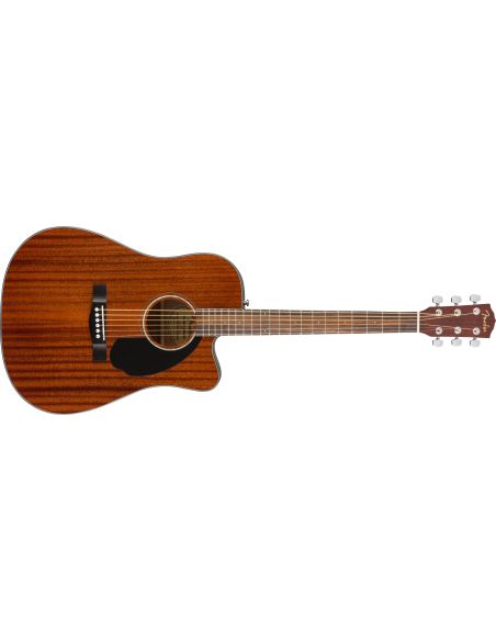 Fender CD-60SCE All-Mahogany Electro-Acoustic Guitar