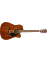 Fender CD-60SCE All-Mahogany Electro-Acoustic Guitar