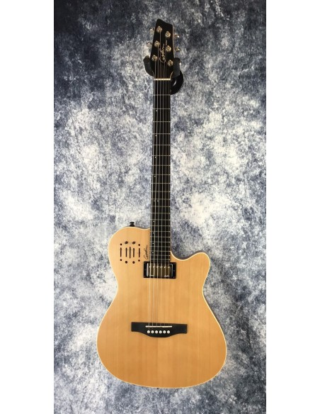 Godin A6 Ultra Electric Hybrid Guitar - Ex-Demo