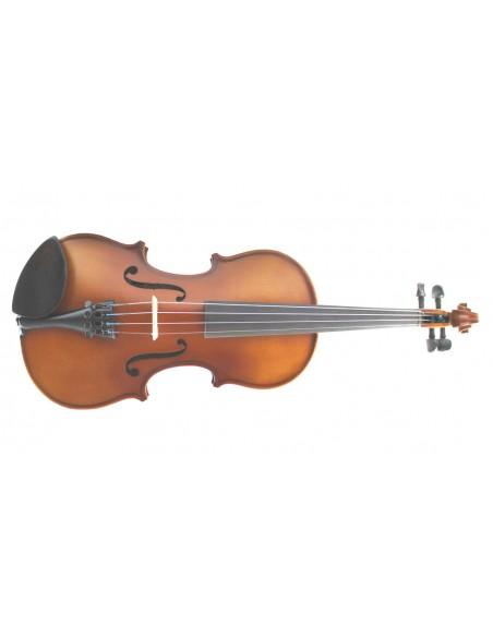 Primavera Loreato Antiqued Full Size Violin Outfit