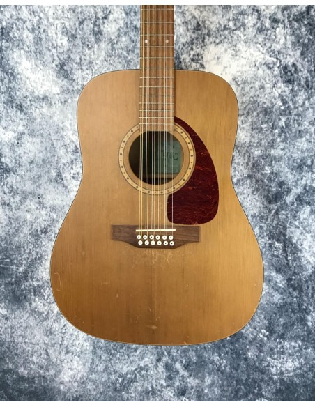 Simon & Patrick 12 String Solid Top Cedar Acoustic Guitar - Pre-Loved (Okay Condition)