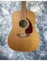 Simon & Patrick 12 String Solid Top Cedar Acoustic Guitar - Pre-Loved (Okay Condition)