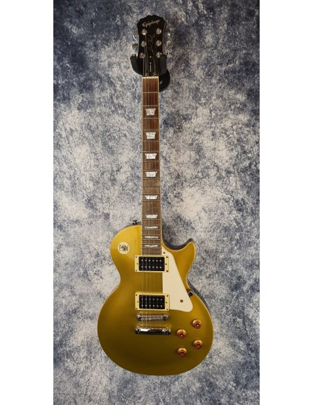 Epiphone Les Paul Standard Electric Guitar - Metallic Gold