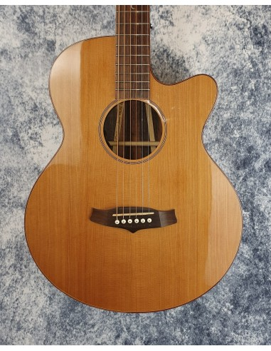Tanglewood Java TSJSFCE Electro-Acoustic Guitar - PRE-LOVED: (Great Condition)