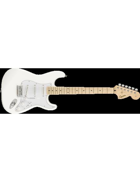 Squier Affinity Stratocaster Electric Guitar - Brown Sunburst - Rosewood Fretboard