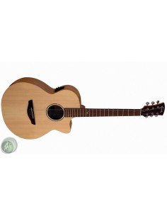 Valencia Electro-Cutaway Classical Acoustic Guitar