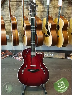 Vintage Excellence Series VSA-535-12 Semi-Acoustic 12 String Guitar - EX-DEMO: (Ex-Display Model)