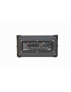 Orange Micro Dark 20-Watt Solid-State/Valve Hybrid Head Amplifier + Micro Dark Accessory Bag