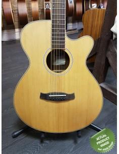 ESP LTD SN Series SN-200HT Electric Guitar - Rosewood Fretboard - Snow White