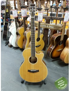 Epiphone EJ-160E Limited Edition Electro Acoustic Guitar - Sunburst