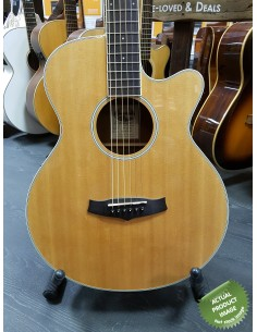 Angel Lopez SIL-CE Electro-Cutaway Classical Guitar RE-SALE (Great Condition)