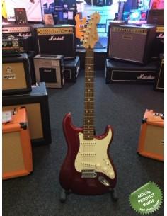 Chord CJB4CE Electro Acoustic Bass Guitar - Black