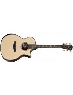 Chord CCB90 LH Left-Handed Bass Guitar - Black